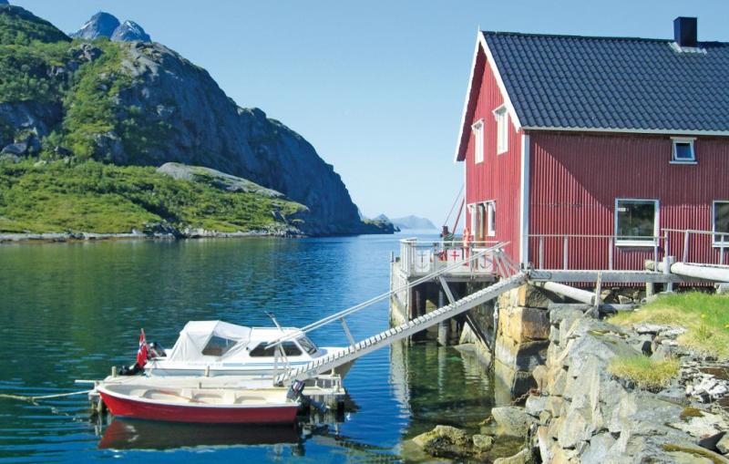 1110535,Apartamento en Bøstad, North Norway, Noruega para 6 personas...