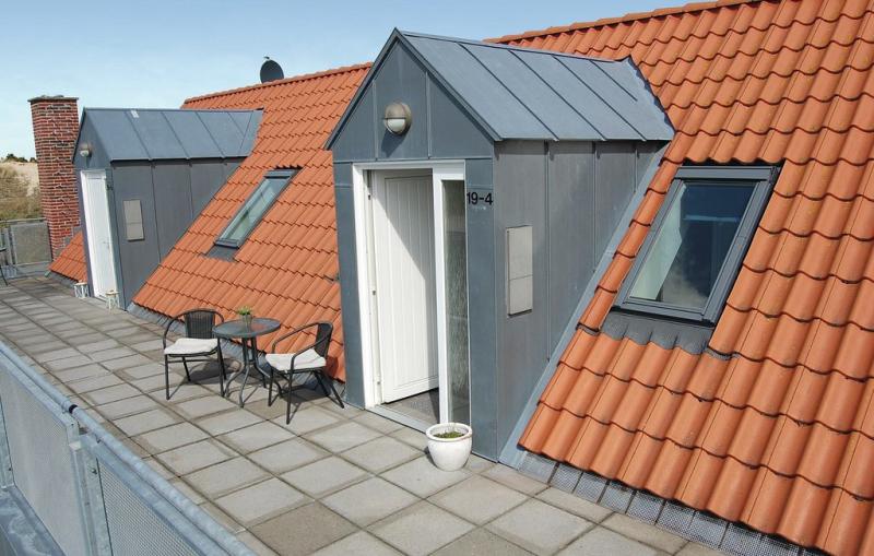 1111116,Apartamento en Blåvand, West Jutland, Dinamarca para 3 personas...