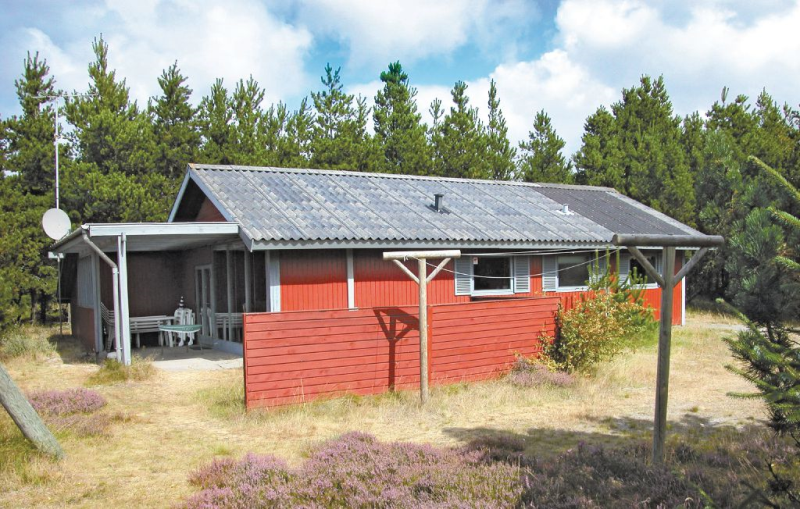 1111495,Casa en Oksbøl, West Jutland, Dinamarca para 6 personas...