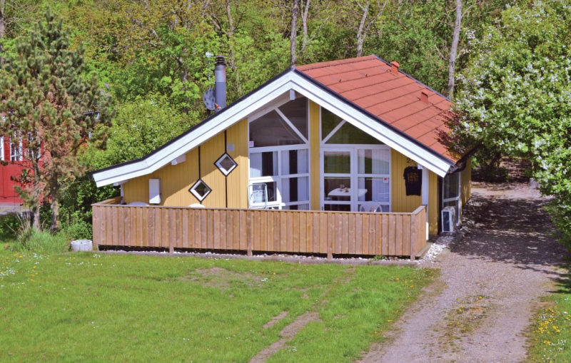 1111947,Casa en Hemmet, West Jutland, Dinamarca para 6 personas...