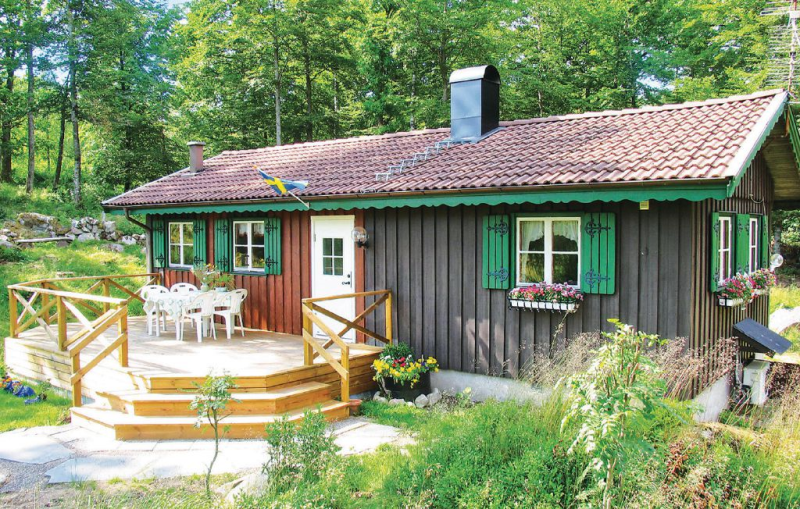 1113000, House in Ätran, Halland, Sweden for 6 persons...