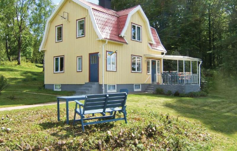 1113984,Casa en Kalv, Väster Götland-Göteborg, Suecia para 6 personas...