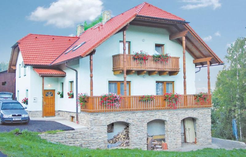 1115261,Vivienda de vacaciones en Nebahovy, Jihoceský kraj, Chequia para 8 personas...