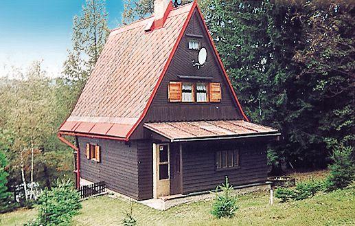 1115342,Maison à Vlastibor, Královéhradecký kraj, République Tchèque  avec piscine communale pour 4 personnes...