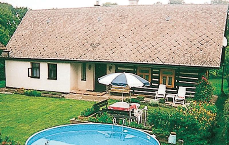 1115583,Maison  avec piscine communale à Miletin, East Bohemia, République Tchèque pour 5 personnes...