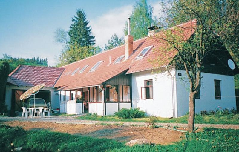 1115717,Casa en Netolica, Jihoceský kraj, Chequia para 4 personas...