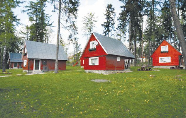 Vilky greenfield 1116000,Casa en Velký Slavkov, Tatra Mountains, Eslovaquia para 6 personas...