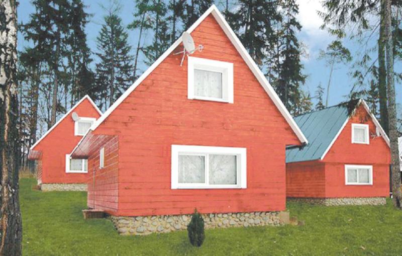 Vilky greenfield 1116001,Casa en Velký Slavkov, Tatra Mountains, Eslovaquia para 6 personas...