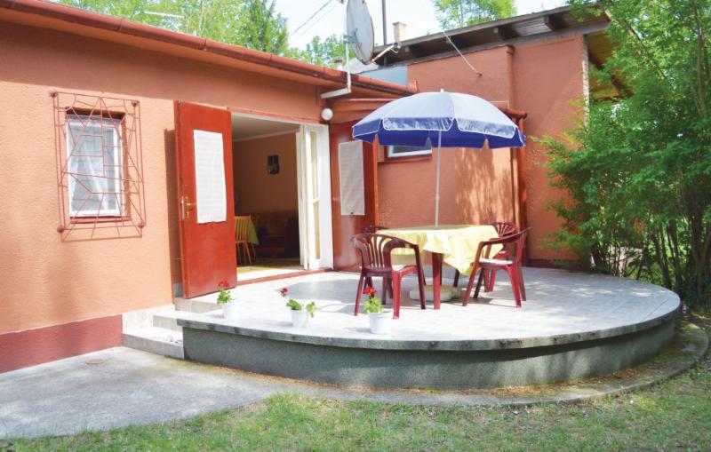 1116363,Vivienda de vacaciones en Balatonföldvár, Balaton Somogy, Hungría para 4 personas...