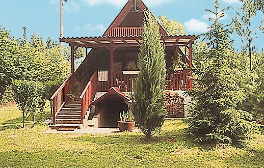 1116730, Holiday house in Nagymaros, Danube Bend, Hungary for 4 persons...