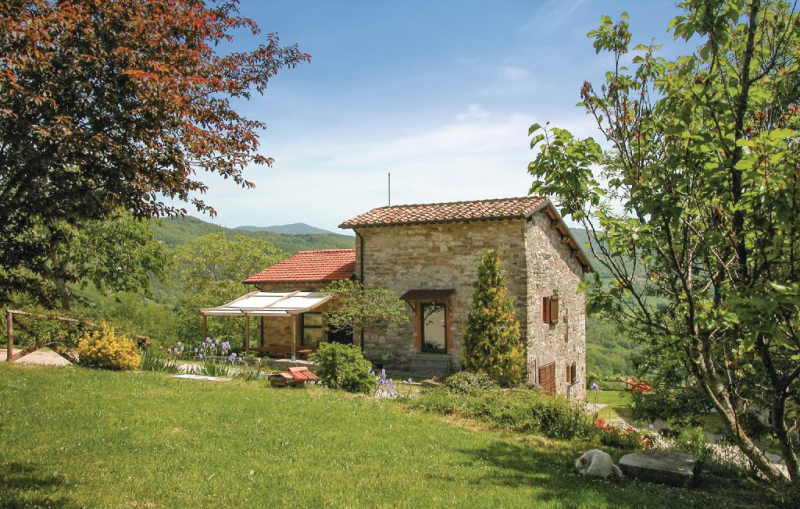 Agriturismo segalare 1118223,Casa en Pieve S. Stefano Ar, en Toscana, Italia  con piscina privada para 8 personas...