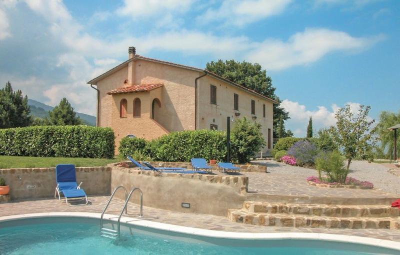 Le casaline 1118876,Apartamento en Pescina Di Seggiano Gr, en Toscana, Italia  con piscina privada para 5 personas...