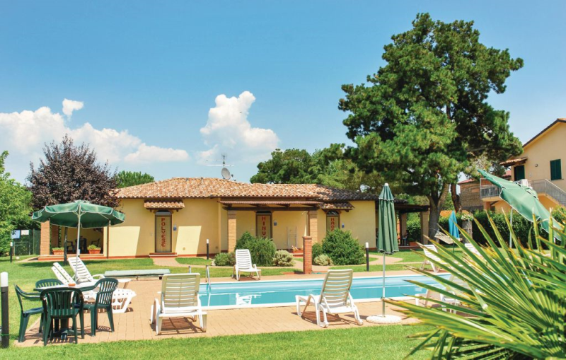 Oasi 3 1138592,Apartamento  con piscina privada en Castiglione D.lago Pg, Umbria, Italia para 6 personas...