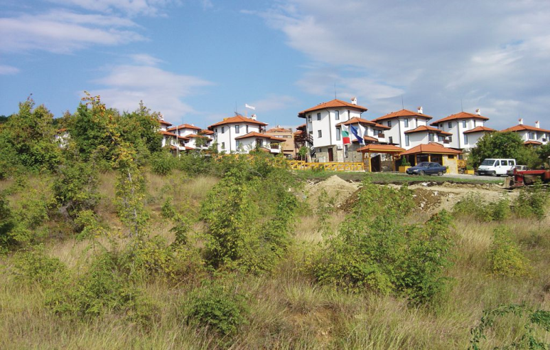 1139708, Apartment in Kosharitsa Village, Sunny beach - Burgas North, Bulgaria  with private pool for 4 persons...