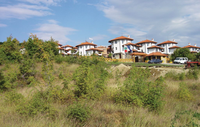 1139709, Apartment  with private pool in Kosharitsa Village, Sunny beach - Burgas North, Bulgaria for 4 persons...