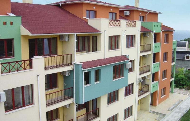 1139760,Appartement in Varna, Varna Province, Bulgarije  met privé zwembad voor 6 personen...