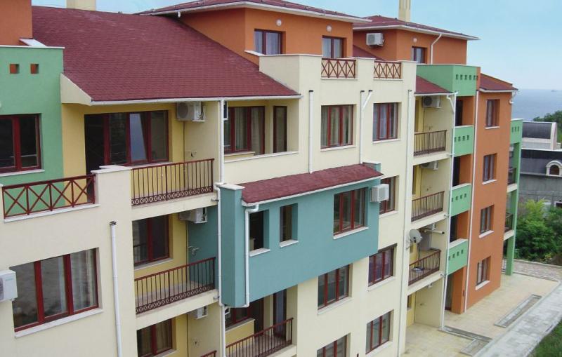 1139761,Appartement in Varna, Varna Province, Bulgarije  met privé zwembad voor 6 personen...