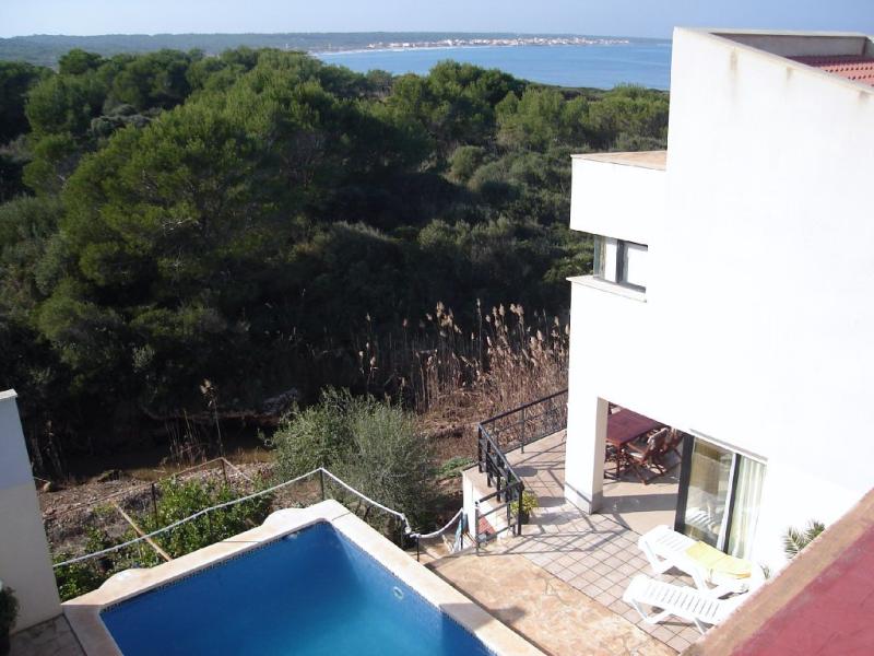 1139901,Woning in Colonia De Sant Pere, op Mallorca, Spanje  met privé zwembad voor 6 personen...