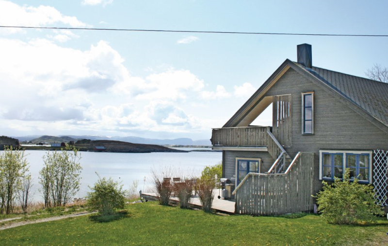 1140474,Casa en Oksvoll, Central Norway, Noruega para 10 personas...
