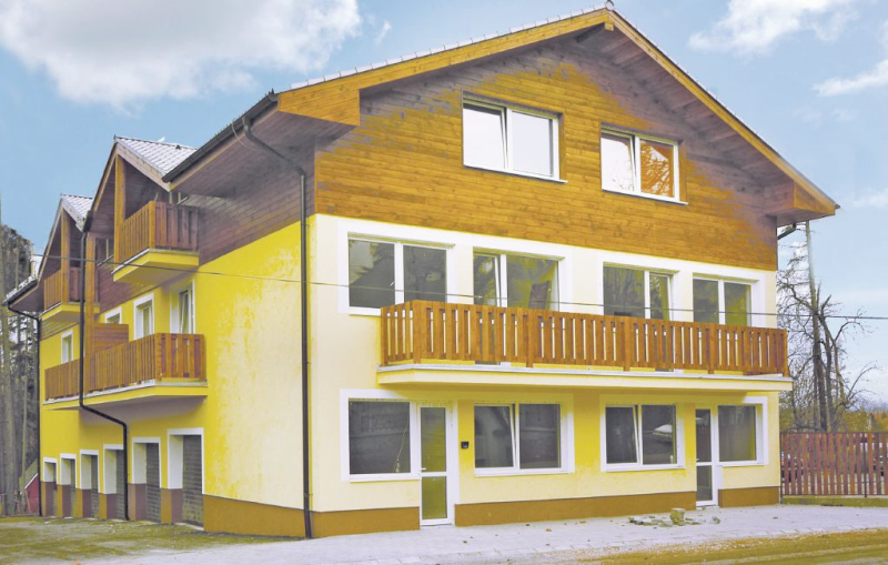 1140588,Appartement in Velký Slavkov, Tatra Mountains, Slowakije voor 2 personen...