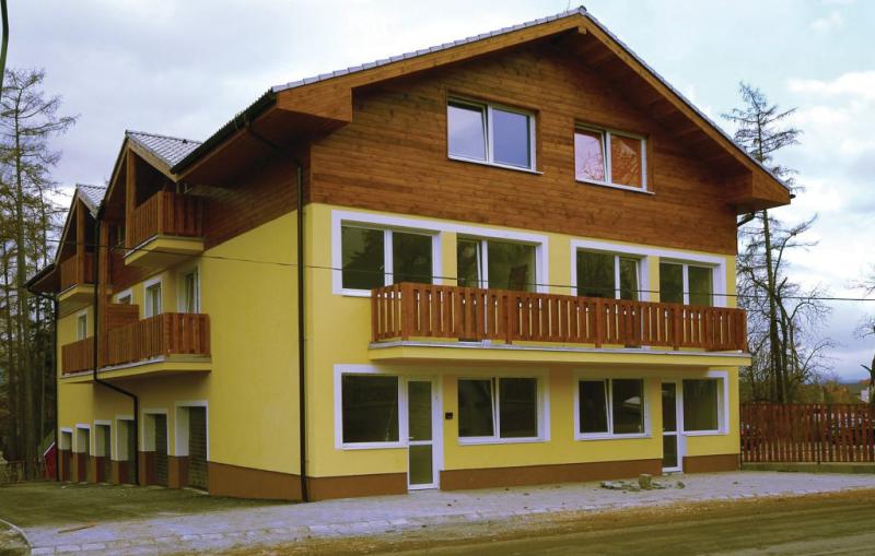 1140589,Appartement in Velký Slavkov, Tatra Mountains, Slowakije voor 2 personen...