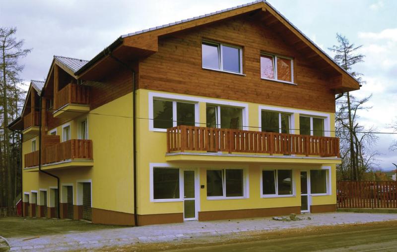 1140590,Apartamento en Velký Slavkov, Tatra Mountains, Eslovaquia para 4 personas...