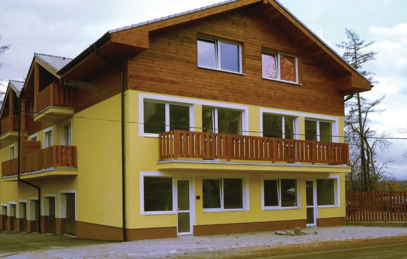 1140591,Apartamento en Velký Slavkov, Tatra Mountains, Eslovaquia para 4 personas...