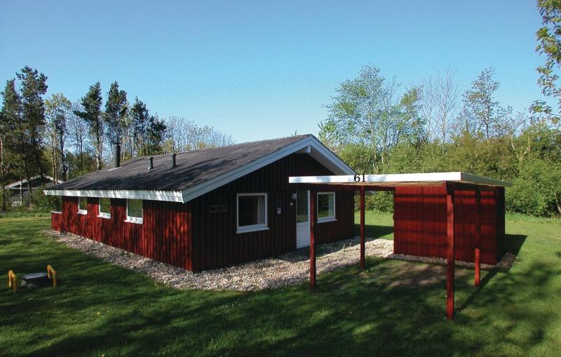 1141400,Casa en Oksbøl, West Jutland, Dinamarca para 7 personas...