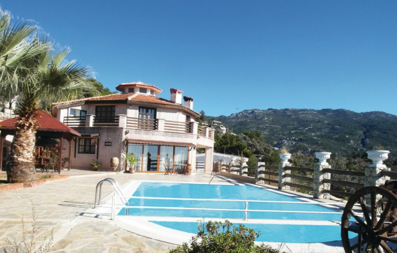 Villa gl 1141623,Holiday house  with private pool in Kalkan-antalya, Aegean Coast, Turkey for 6 persons...