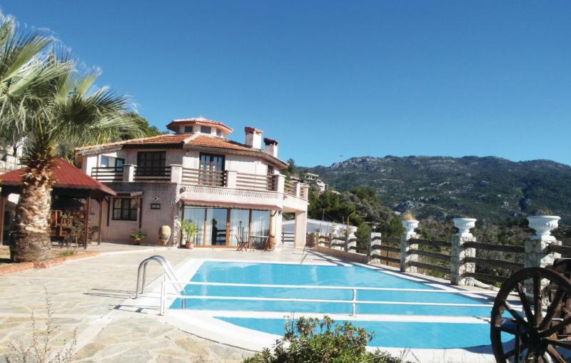 Villa gl 1141623,Vakantiewoning in Kalkan-antalya, Aegean Coast, Turkije  met privé zwembad voor 6 personen...