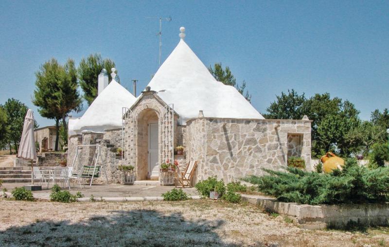 Trullino 1142307,Vivienda de vacaciones en Ostuni Br, Apulia, Italia para 4 personas...