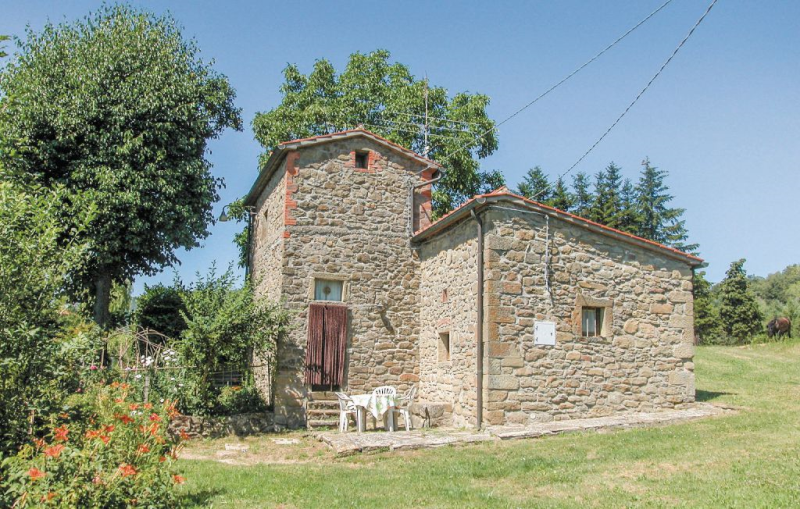 1142308,Apartamento  con piscina privada en Cortona, en Toscana, Italia para 4 personas...