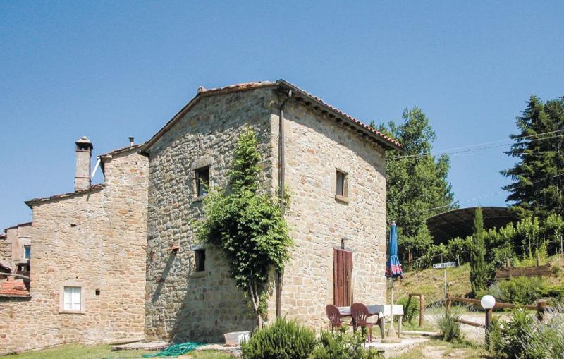 Casa ginestra 1142309,Casa  con piscina privada en Cortona, en Toscana, Italia para 2 personas...
