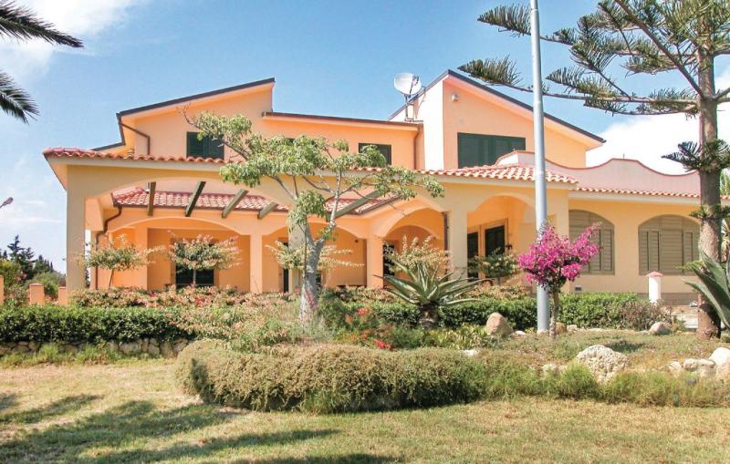 1142661,Appartement à Butera Cl, Sicily, Italie pour 4 personnes...
