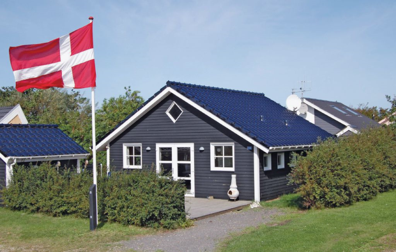 1142696,Casa en Hemmet, West Jutland, Dinamarca para 6 personas...