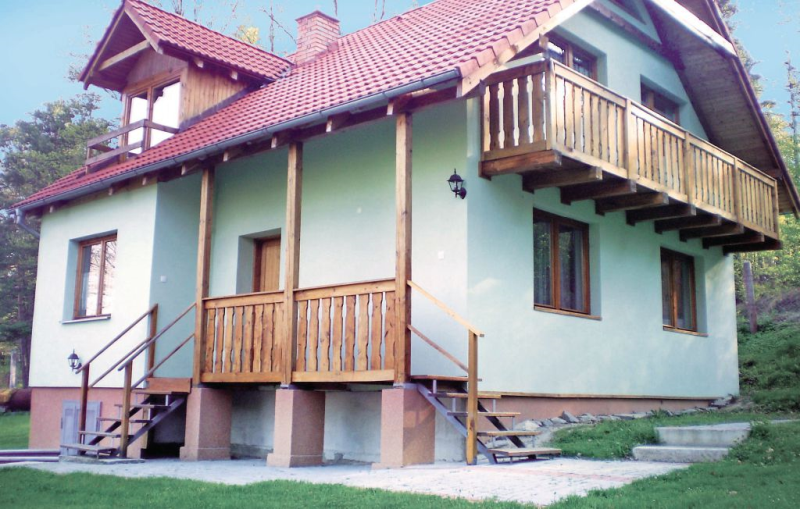 1143301, House in Prasice, Central Slovakia, Slovakia for 8 persons...