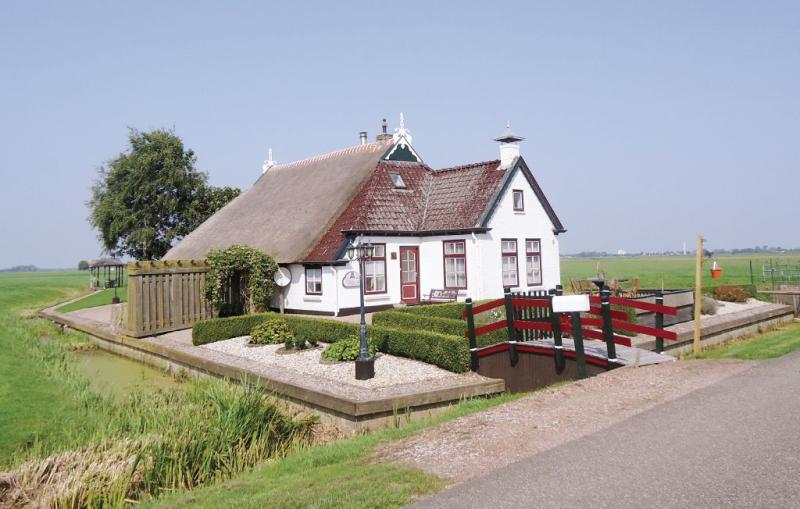 Casa cozy 1143560,Vivienda de vacaciones en Gerkesklooster, Friesland, Holanda para 8 personas...