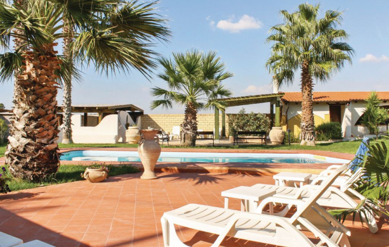 Villa laura 1144015,Casa en Menfi Ag, Sicily, Italia  con piscina privada para 5 personas...