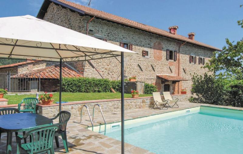 Il palazzo 1144018,Apartamento grande  con piscina privada en Ortignano Alto Ar, en Toscana, Italia para 10 personas...