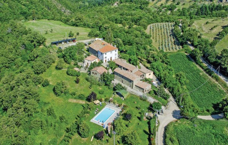Casa samuele 1144626,Apartamento en Cortona, en Toscana, Italia  con piscina comunitaria para 4 personas...
