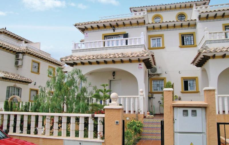 Аренда недвижимости испании в коста бланка суарес
