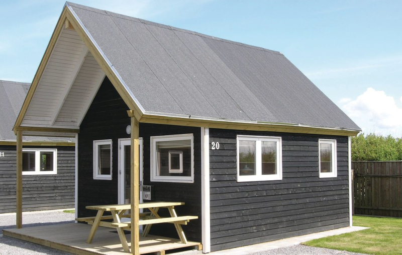 Hytte 15 1147855,Casa en Thyborøn, Fjand-Vrist-Vejlby Klit, Dinamarca para 6 personas...