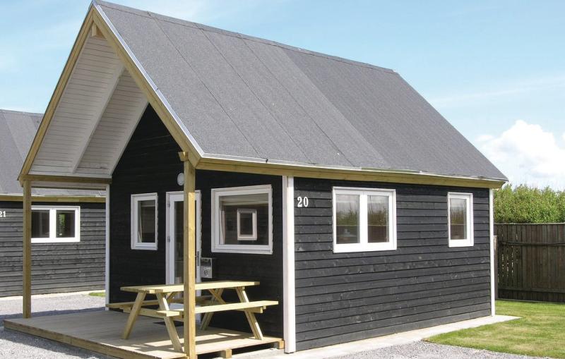 Hytte 20 1147860,Casa en Thyborøn, Fjand-Vrist-Vejlby Klit, Dinamarca para 6 personas...
