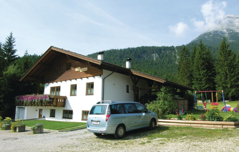 1147951, Apartment in Leutasch, Tirol, Austria  with communal pool for 4 persons...