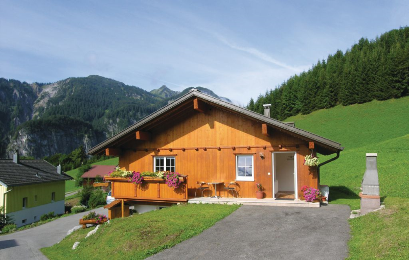 1147965,Apartamento  con piscina comunitaria en Dalaas, Vorarlberg, Austria para 6 personas...