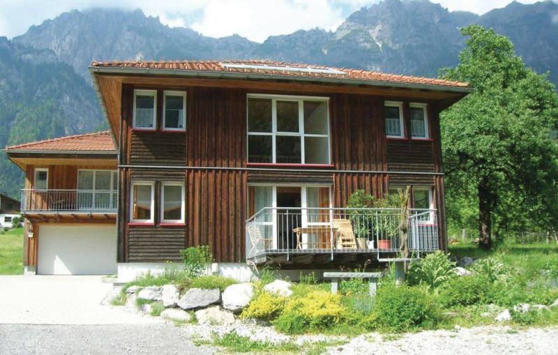 1147966,Apartamento  con piscina comunitaria en Ausserbraz, Vorarlberg, Austria para 3 personas...