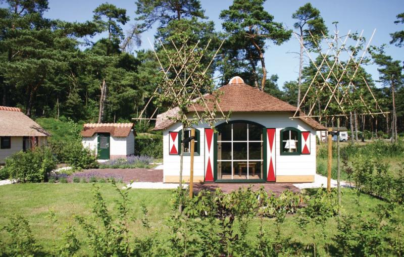 Bospark de heivlinder6p pets 1147998,Vivienda de vacaciones en Ermelo, Gelderland, Holanda para 6 personas...