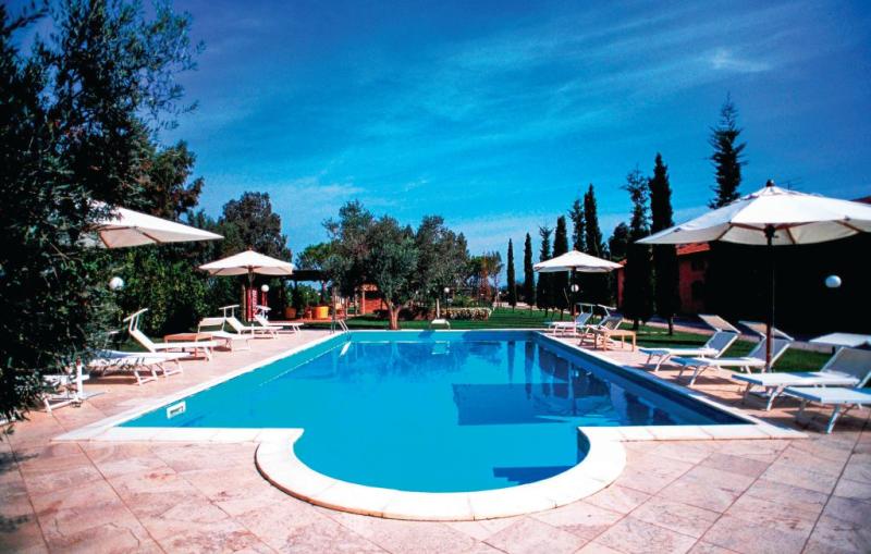 Quadri 1148267,Apartamento  con piscina privada en Grosseto Gr, en Toscana, Italia para 6 personas...