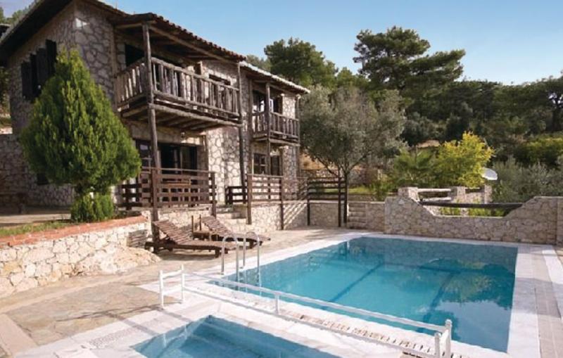 Villa begonville 1148304,Vakantiewoning in Kalkan-antalya, Aegean Coast, Turkije  met privé zwembad voor 4 personen...
