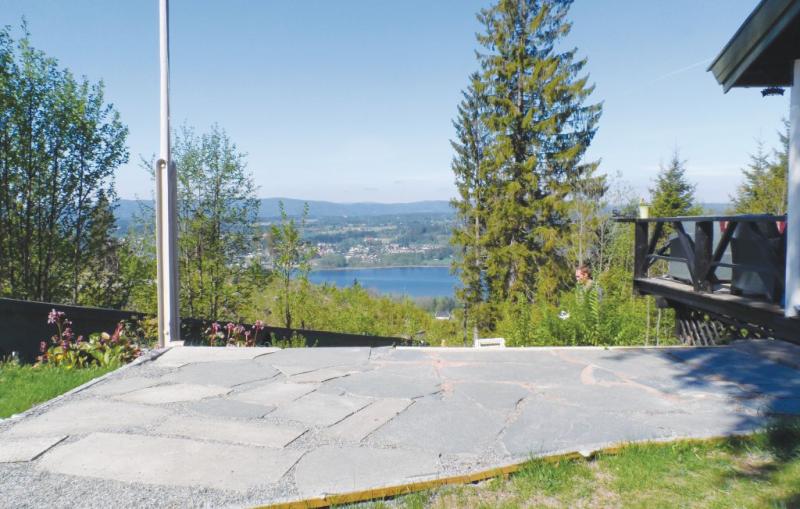 1149021,Casa en Vikersund, Oslo and surroundings, Noruega para 6 personas...